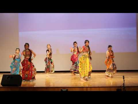 gujarati dance performance curaj