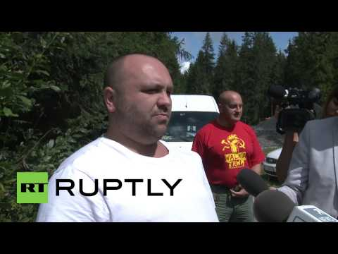 Poland: Far right activists gather at National Radical Camp