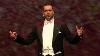 How an elite soldier became a world class opera star | Bastiaan Everink | TEDxKMA