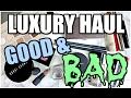 Luxury & High End Makeup Haul | 2017