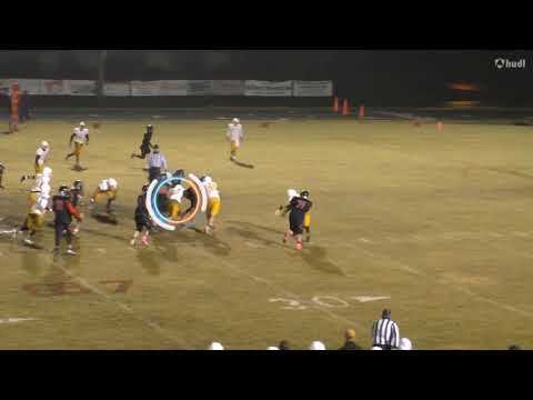 Thomas Stone #37 - Green County High School - Inside Linebacker Highlights