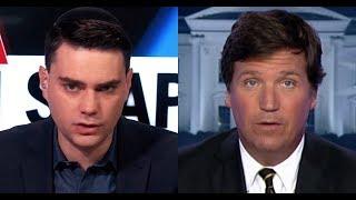Tucker Carlson UNLOADS On Ben Shapiro In HEATED Debate!!