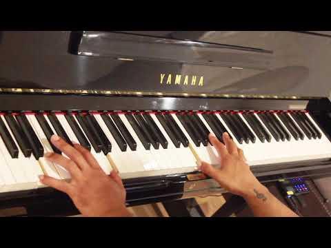 Zion & Lennox - La Player (Bandolera) (Piano cover by Ed Ward M)