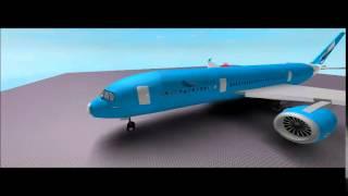 ROBLOX Airbus A350-900