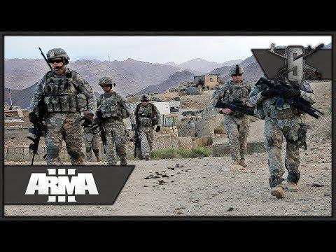 SCAR-H Fireteam Leader - ArmA 3 - US Army in the Desert