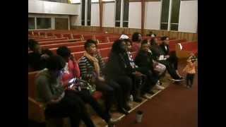 Joe Douglass & Spirit Of Praise Choir/Rehearsal