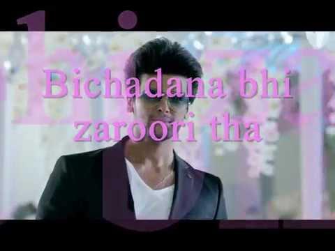Rahat fateh ali khan Zaroori tha.... full song lyrics