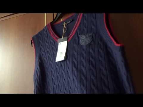 Школьная форма( жилет и джемпер) и рубашки Фаберлик!!!