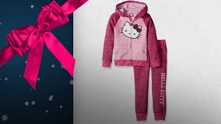 Top 10 Hello Kitty Girls Clothing Sets / Countdown To Christmas 2018! | Christmas Gift Guide