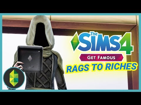 SOMEONE DIES - Part 22 - Rags to Riches (Sims 4 Get Famous) thumbnail