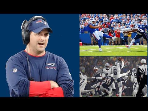Joe Judge Special Teams Highlights From NE Patriots