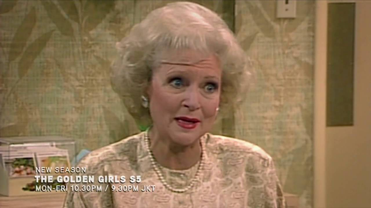 Download The Golden Girls Season 5 on HITS!