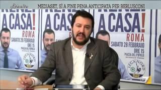 Salvini su flirt con Isoardi: 'Non parlo della mia vita privata'