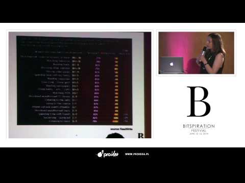Bitspiration 2014: Ways To Stay Connected With Your Fans (A. Magdalina, D. Johnson, M. Furtak)