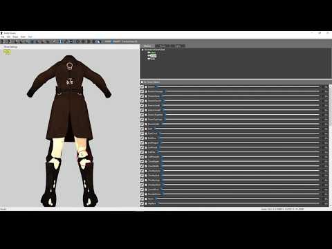 How to Convert an Outfit to CBBE Using Outfit Studio - Fallout 4 Modding Tutorial