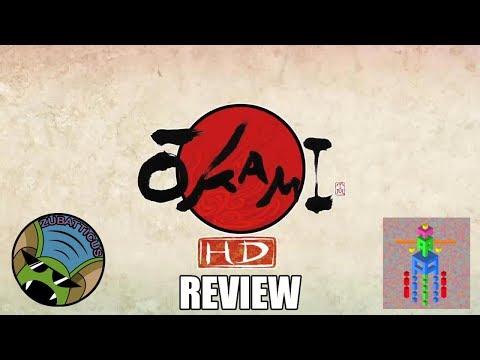 Okami  Review - A Decade Old Masterpiece feat Aarcadee