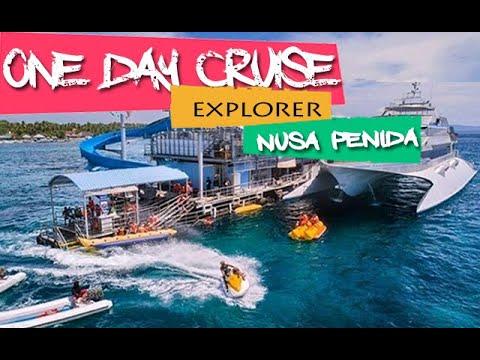 Quicksilver Day Cruise Bali Nusa Penida Island