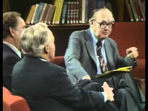Milton Friedman PBS Free to Choose 1980 Vol 1 of 10 Power of the Market