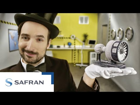 SimplyFly by Safran - épisode 10 : La magie de la fabrication additive