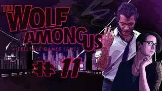 Let's Play The Wolf Among Us - Episode 3: A Crooked Mile (Part 1)