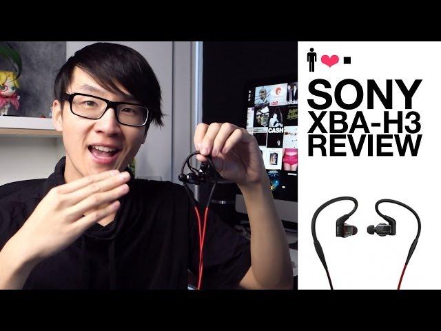 Sony XBA-H3 Hybrid IEM Review