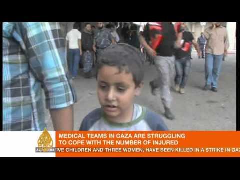 WHO calls for effective response to Gaza crisis