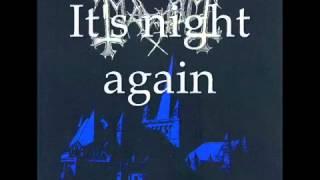 Mayhem - Freezing Moon lyrics
