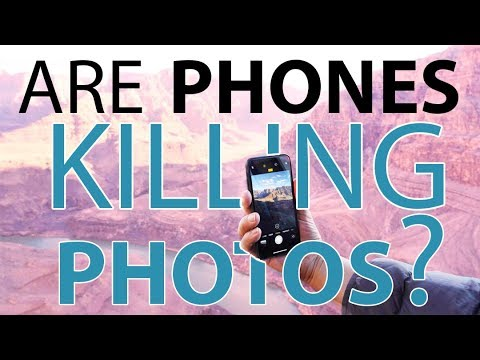 Are Phones 📱 KILLING Photography? (Picture This!)