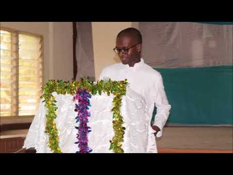 """2017 SRC Week Talk At St. Paul Seminary, Sowutuom - Accra"" By Fr Anthony Agnes (21-10-2017)"