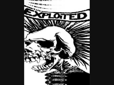 the exploited yop youth opportunities hardcore punk