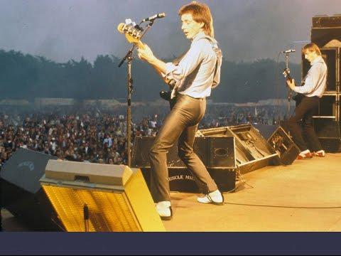 """The Jam - Live, """"Pinkpop Festival"""", Geleen, 26.05.1980"""