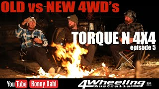 NEW vs OLD 4WD's, TORQUE N 4x4 Episode 5 (roadshow edition)