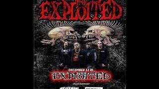 The Exploited (SCO) - Live at the Studio 24, Edinburgh  December 13, 2014 FULL SHOW