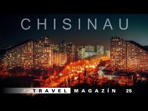 Chișinău - Moldavsko [HD] Travel Magazín 025 (Travel Channel Slovakia)
