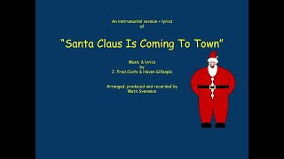 Santa Claus is Comin