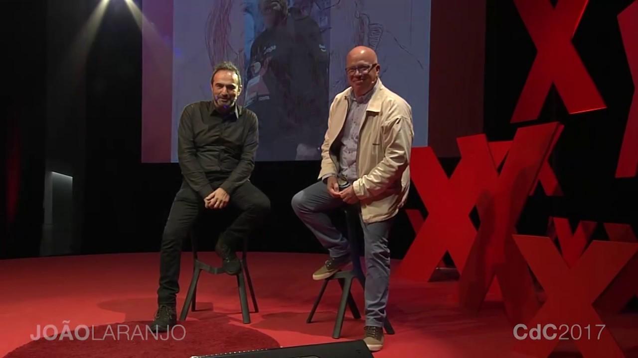 O voluntariado e 21 TEDx | Joao Laranjo | TEDxGalicia