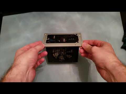Mini-ITX Build: I9-9900K In A Fractal Design Node 304