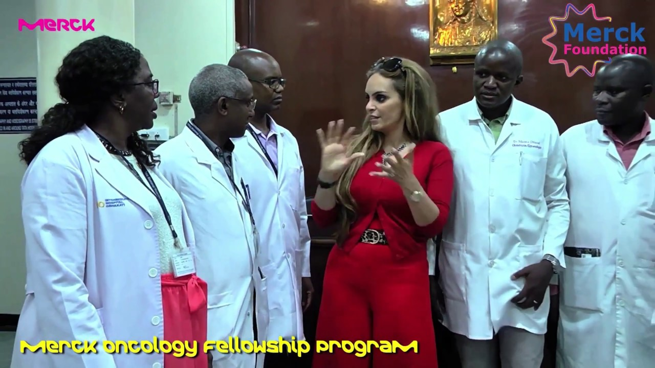 Merck Foundation Alumni, meet the future oncologist of Africa-Oncology  Fellowship