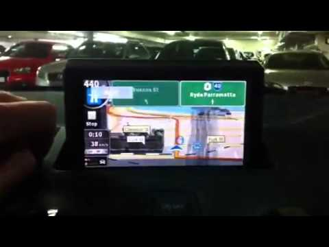 2012 audi a1 acap9200 touch screen navigation igo8 youtube. Black Bedroom Furniture Sets. Home Design Ideas