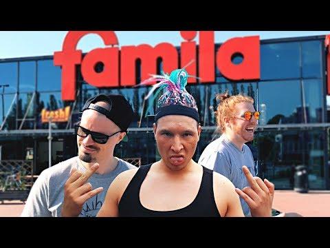 """Unge REAGIERT auf Lil Lano – """"F*ck Famila"""" in Famila!   ungeklickt"""