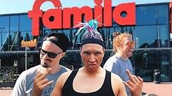 Unge REAGIERT auf Lil Lano - ''F*ck Famila'' in Famila! | ungeklickt