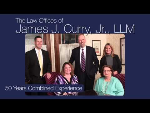 Testimonial Video for Attorney James J. Curry, Jr.
