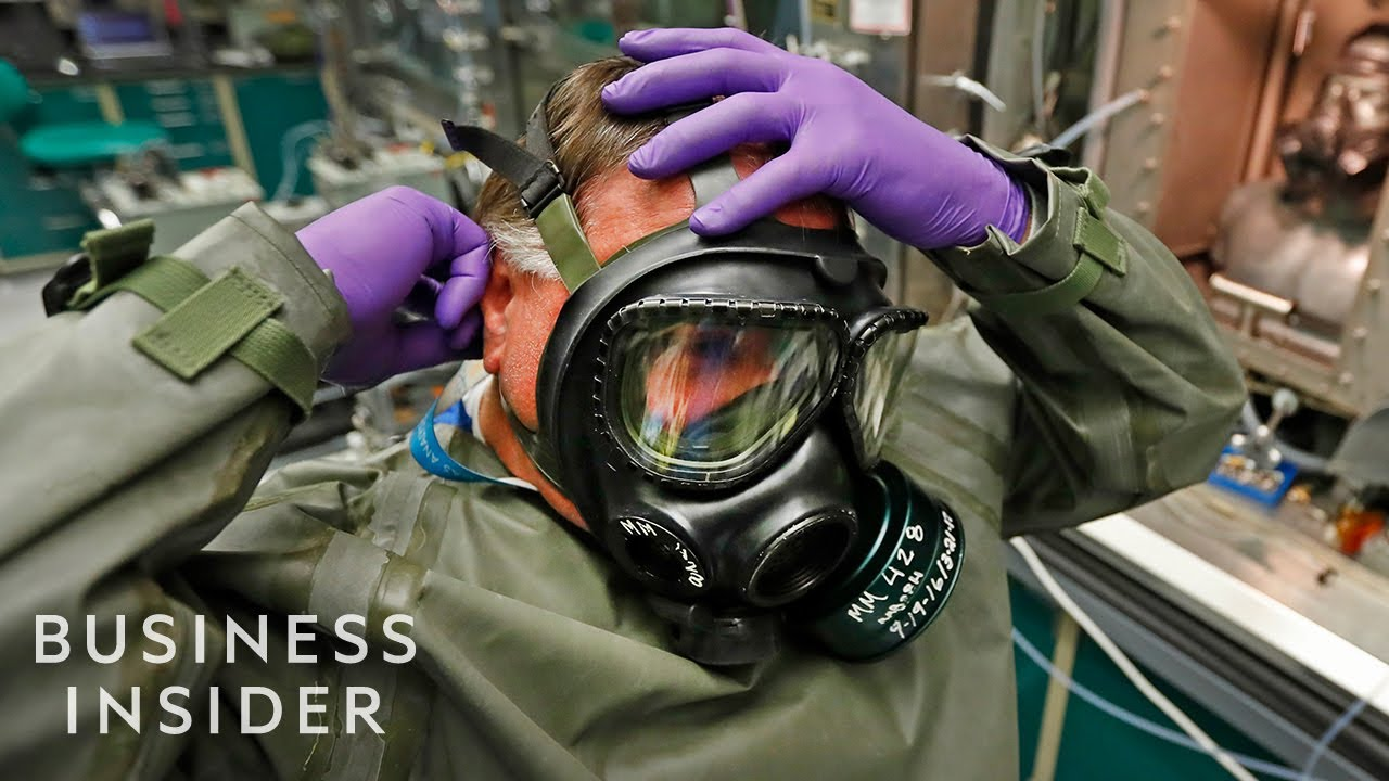 Inside The US Government's Top-Secret Bioweapons Lab - YouTube