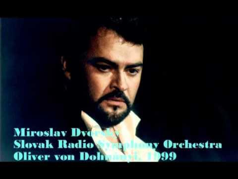 Miroslav Dvorský - Tosca (Recondita armonia)