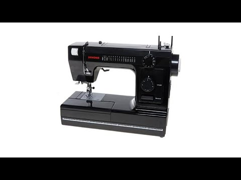 Janome 14Stitch Heavy Duty Sewing Machine with Accessori...