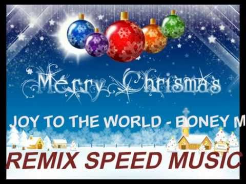 Boney M - Joy To The World - Remix Music Speed