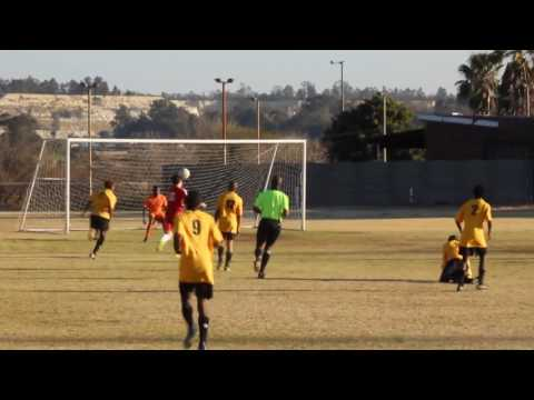 Luso Africa's weekend match 1