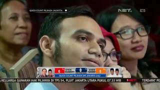 Quick Count Pilkada DKI - Geliat Paslon Anies-Sandi Menangkan Pilkada DKI (2/12)