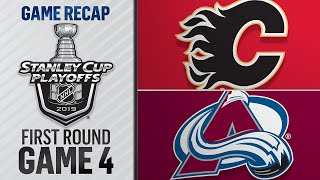 Rantanen lifts Avalanche in OT for 3-1 series lead