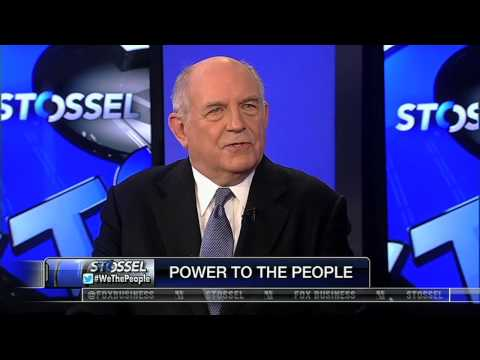 Charles Murray on the Stossel show.